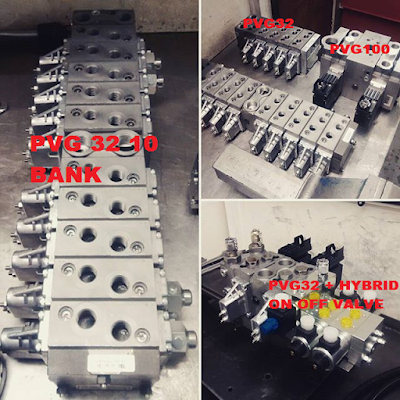Danfoss PVG proportional valves