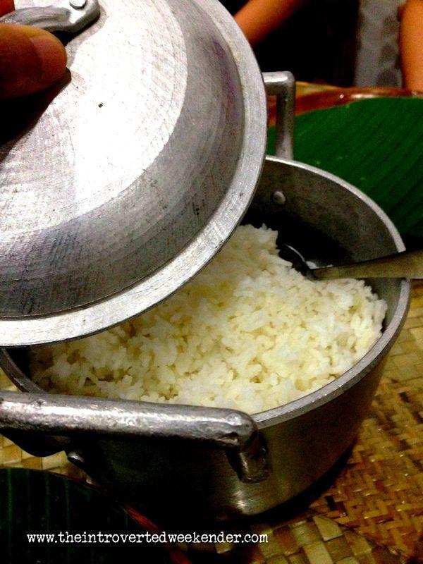 Rice at Apag Marangle