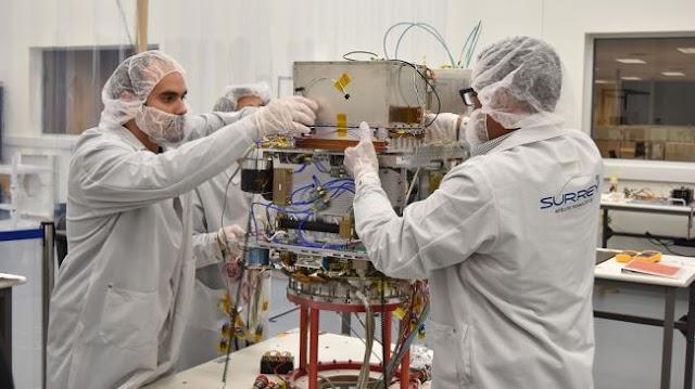 NASA Just Activated Its Deep Space Atomic Clock