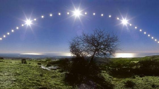 Самая длинная ночь 2020 года: солнцестояние в декабре