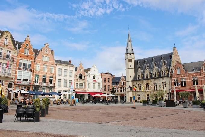 Weekendje naar het Vlaamse Scheldeland: luxe B&B, Dendermonde en Mechelen
