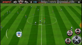 Download FIFA 14 Mod WORLD CUP RUSSIAN Apk + Obb