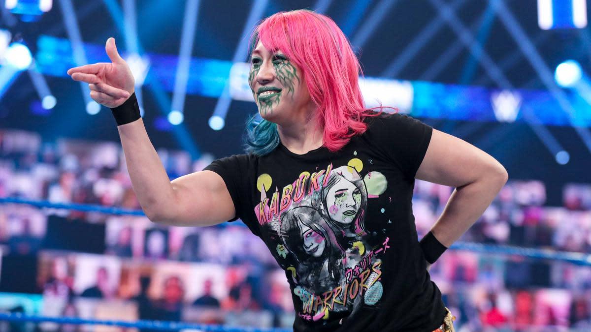 """Corey Graves: """"Sinto falta da Asuka do NXT, quero a mulher que aterroriza as pessoas"""""""