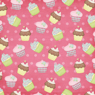 Papers from Tea and Cupcakes Clipart.