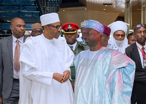 I never Campaigned for President Buhari --Gombe Governor