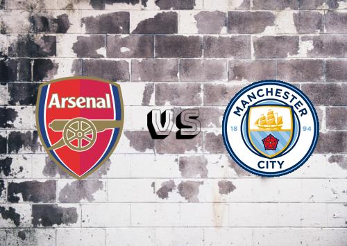 Arsenal vs Manchester City  Resumen y Partido Completo