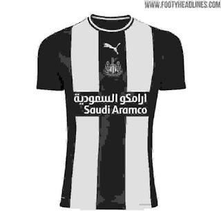Rumor Newcastle akan dibeli Oleh Rezim Arab | Bocoran Sponsor dan Jersey Newcastle 2020/2021