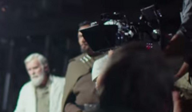 A cameo for Bail Organa in Rogue One?