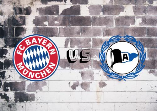 Bayern München vs Arminia Bielefeld  Resumen y Partido Completo