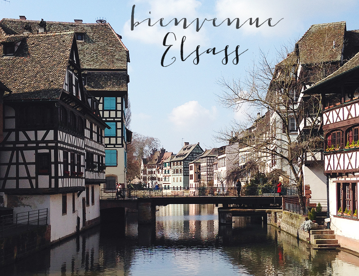 Strasbourg Straßburg Elsass Petit France