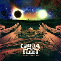 "Greta Van Fleet - ""Anthem of the Peaceful Army"""