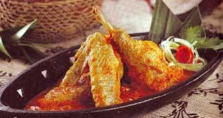 Resep Cara Memebuat Ayam Seraki Special Gurih Lezat dan Pedas