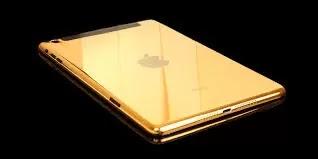 Luar biasa!! 7 smartphone dan aksesorisnya dibuat dengan bahan emas murni