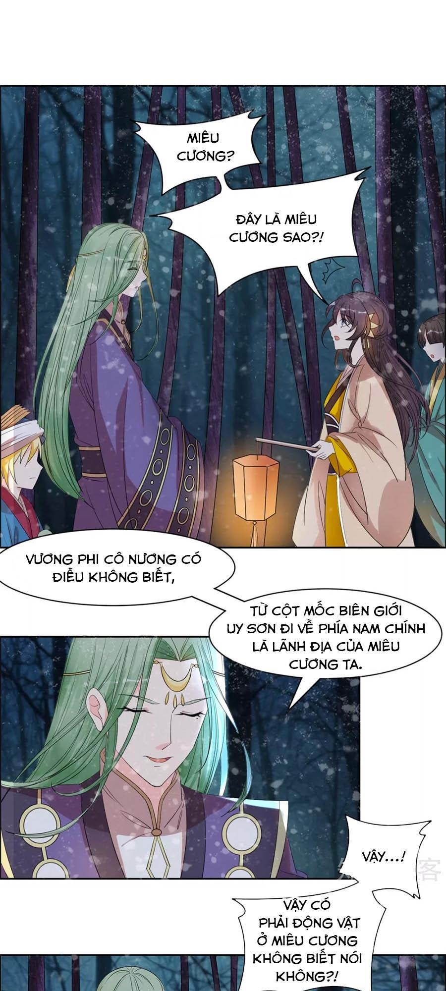 Vương Gia Là Đầu Đại Lão Hổ chap 92 - Trang 23