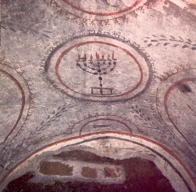 Rome's Jewish Catacombs receive government funding for conservation and restoration in 2017