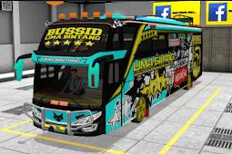 Download Livery Bus Simulator Indonesia [BUSSID] Keren Terbaru Dan Terlengkap 2019