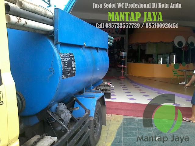 Jasa Sedot WC terpercaya di Kota Ngagel Surabaya
