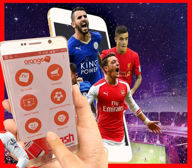 Download Aplikasi Android OrangeKu Untuk Transaksi Orange TV kaya bisnis online