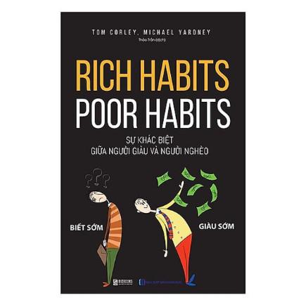 Rich Harbits - Poor Harbits: Sự Khác Biệt Giữa Người Giàu Và Người Nghèo ebook PDF EPUB AWZ3 PRC MOBI