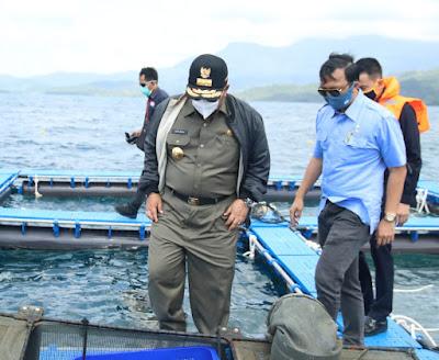 Gubernur Lampung Harap Sektor Pariwisata Topang Aktivitas Lainnya