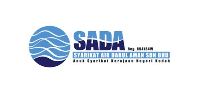 Semakan Bil Air Kedah 2021 Online SADA (Daftar & Login)