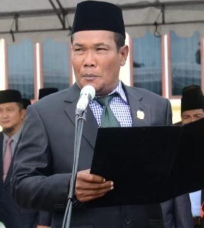 Pelaksanaan Pilkades Sukses,  Aziz Martindaz Apresiasi Pemkab Lingga