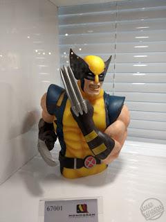 Toy Fair 2020 UK Monogram Bust Banks Marvel Comics Wolverine