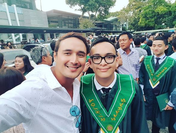 Janice de Belen and John Estrada's Son Graduates From High School! You Have To See This!