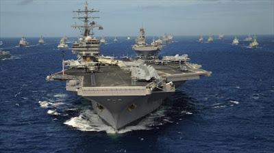 septima flota EEUU