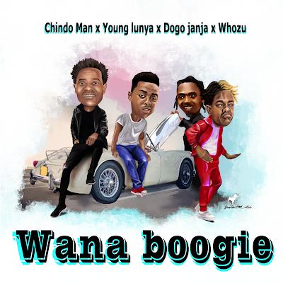 Chindo Man Ft. Dogo Janja, Whozu & YoungLunya - WANA BOOGIE Mp3 DOWNLOAD