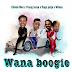AUDIO   Chindo Man Ft. Dogo Janja, Whozu & YoungLunya - WANA BOOGIE (Official Audio) Mp3 DOWNLOAD
