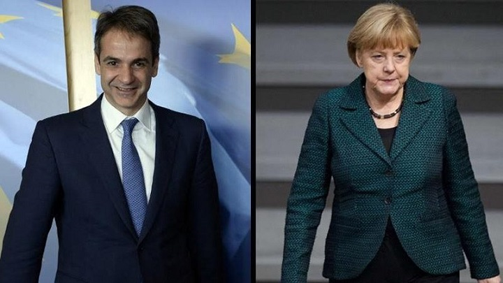 «Nein» από τη Γερμανία για τα ελληνικά πλεονάσματα