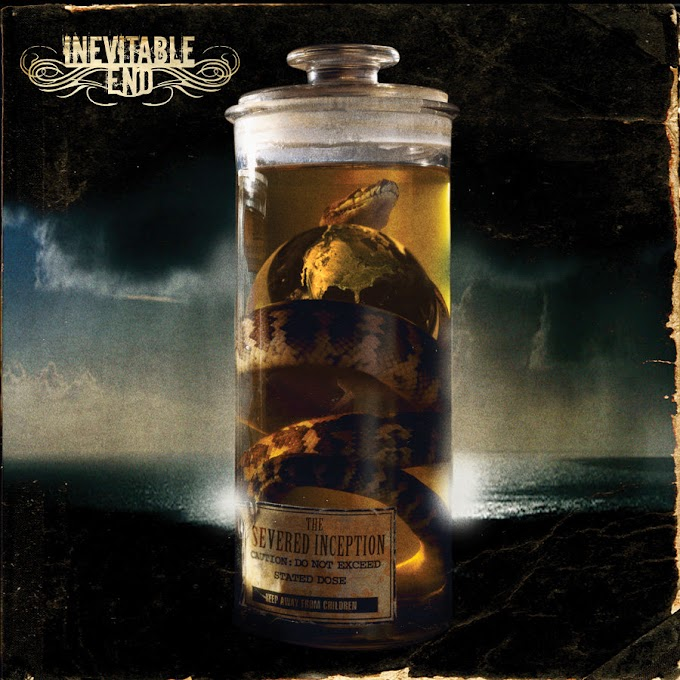 Inevitable End - The Severed Inception CD 2009