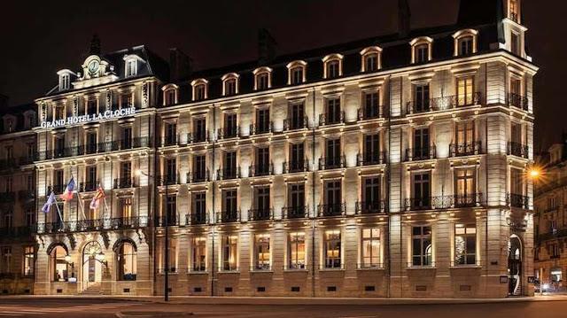 Los 7 mejores hoteles en Dijon