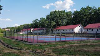 Графское. Гостинично-оздоровительный центр «Форест-Парк». Теннисные корты