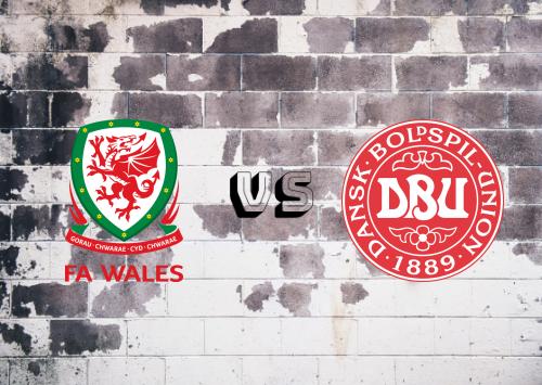Gales vs Dinamarca  Resumen y Partido Completo