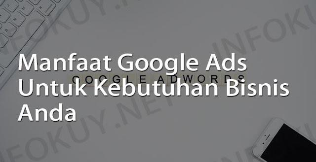 manfaat google ads
