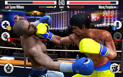 REAL BOXING feat. Manny (PacMan) Pacquiao free download apk full version