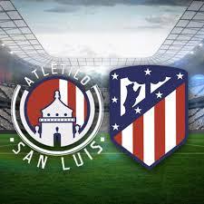 مشاهدة مباراة أتلتيكو مدريد واتلتيك سان لويس بث مباشر اليوم في مباراة ودية
