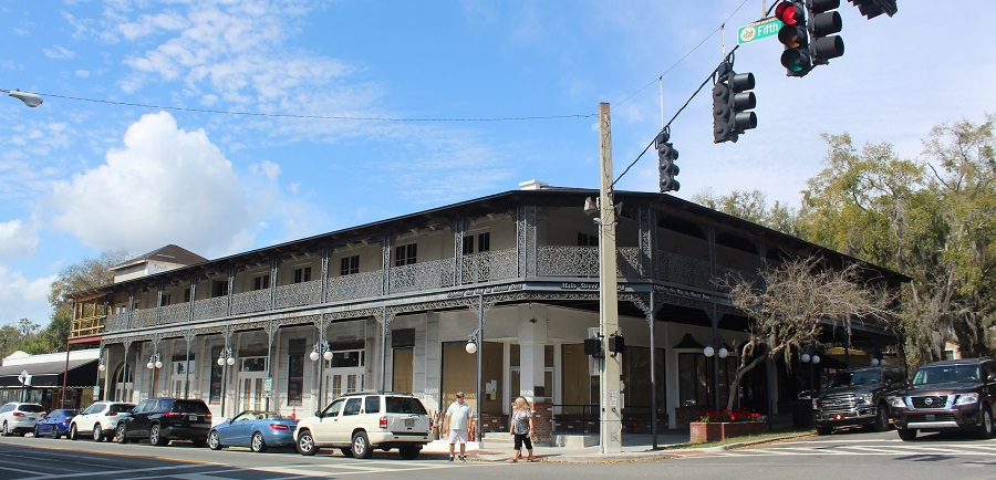 Downtown en Mount Dora