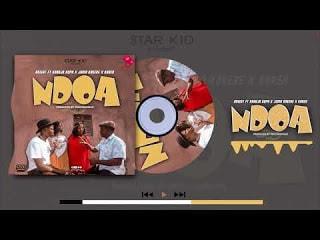 Audio  Bright Ft. Khadija Kopa & Juma kakere & Karen - Ndoa   Download Mp3