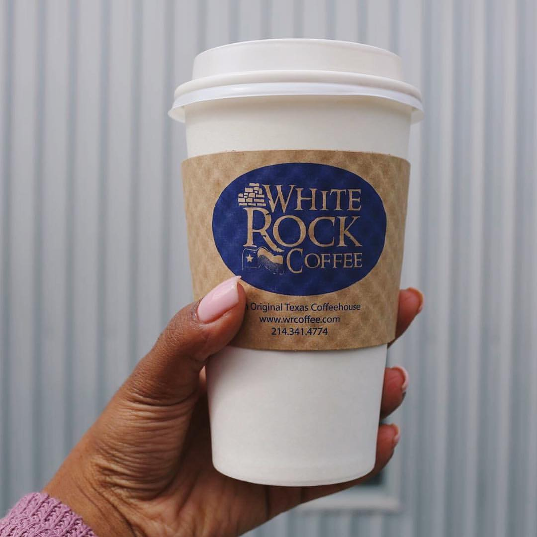 White Rock Coffee; Best Coffee Shops in Dallas