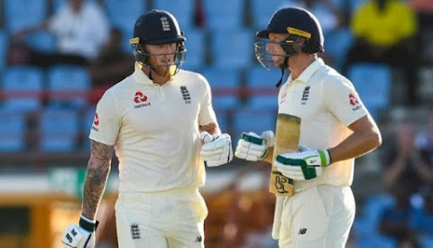 Reprieved Stokes and Buttler lead England recuperation