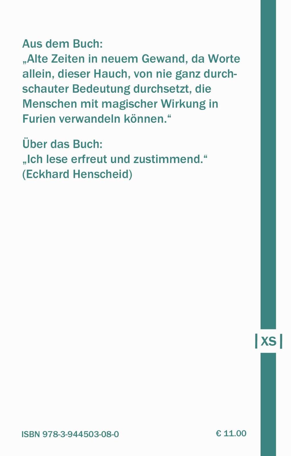 Xs Verlag Bernd Volkert Immer Noch Nicht Hell
