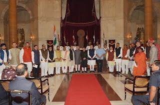 Cabinet india