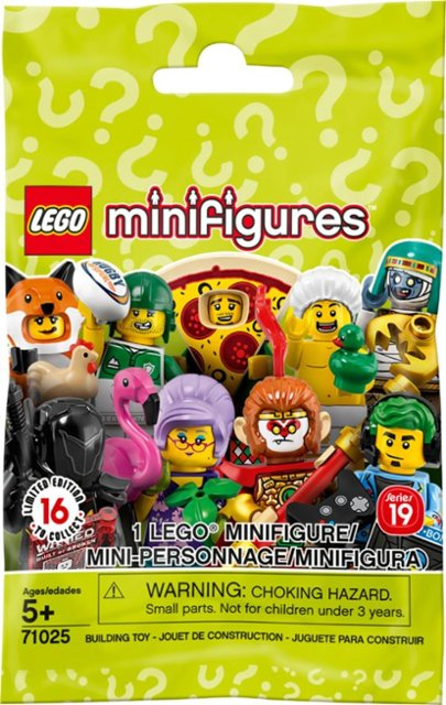 mystery minifig blind bag