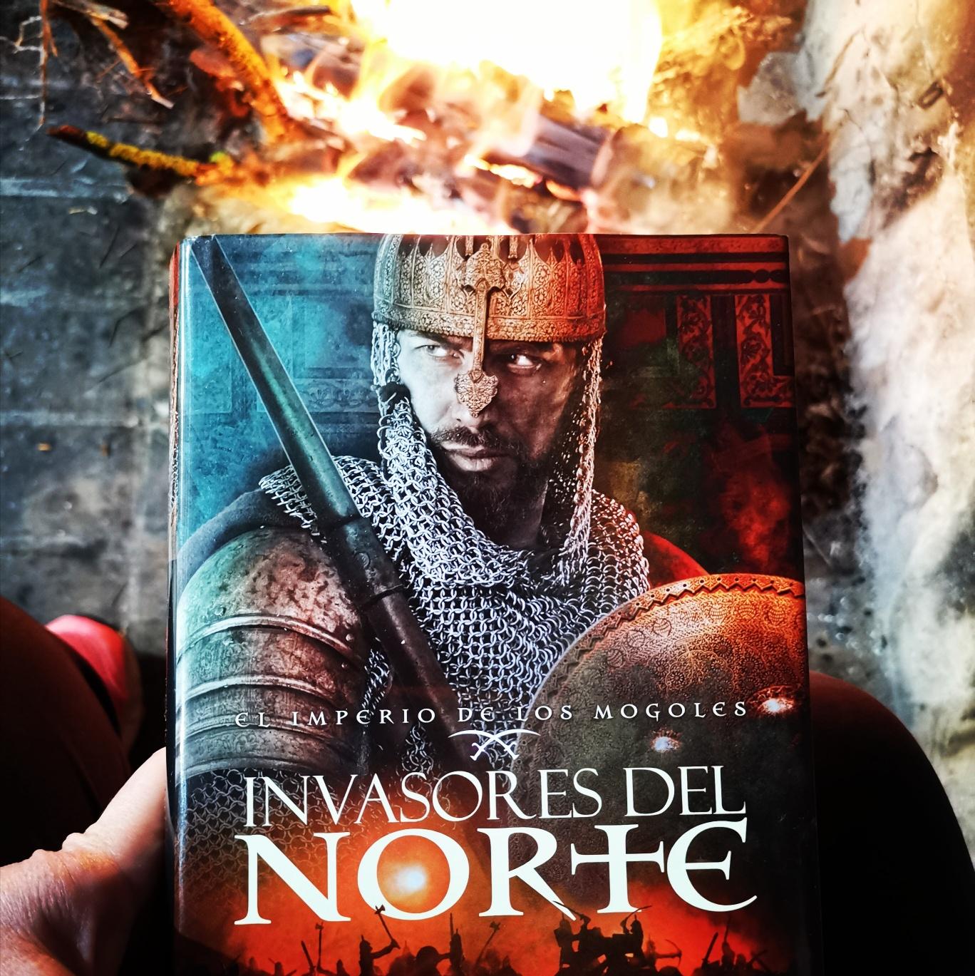 Invasores del norte de Alex Rutherford