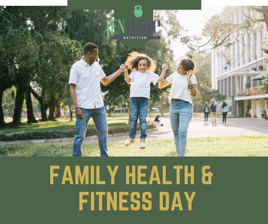 Family Health & Fitness Day USA Wishes pics free download