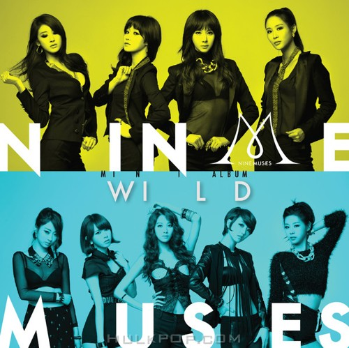 9MUSES – Wild – EP (FLAC + ITUNES PLUS AAC M4A)