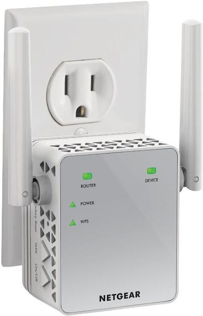 NETGEAR Wi-Fi Range Extender EX3700 Firmware Download